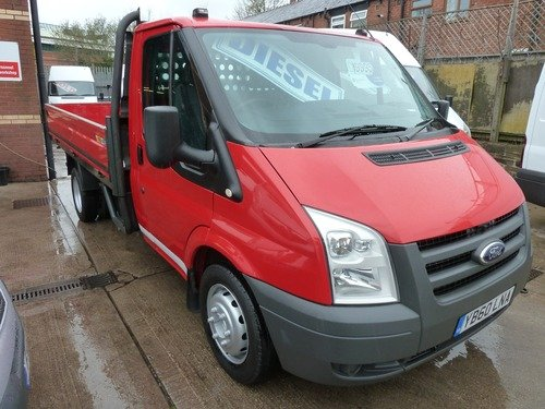 Ford Transit T330 Limited 115ps Pick up NO VAT