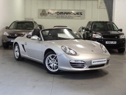 Porsche Boxster 2.9