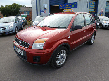 Ford Fusion 1.4 TDCI ZETEC CLIMATE