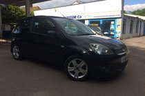Ford Fiesta Zetec Climate 1.25 075