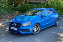 Mercedes A Class A 220 D AMG LINE EXECUTIVE
