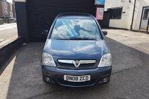 Vauxhall Meriva DESIGN 16V