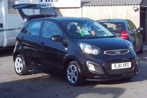 Kia Picanto 1 1.0 84,000 MILES SERVICE HISTORY £ZERO ROAD TAX IDEAL FIRST CAR