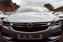 Vauxhall Astra Sports Tourer 1.6 ELITE CDTI 134 6SP AUTOMATIC SAT NAV