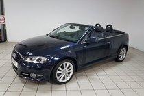 Audi A3 Cabriolet TDI SPORT