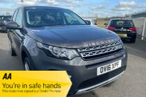 Land Rover Discovery Sport 2.0 TD4 HSE LUXURY, ULEZ FREE