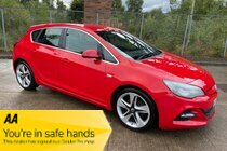 Vauxhall Astra LIMITED EDITION CDTI 1.7