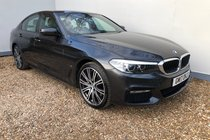 BMW 5 SERIES 530e iPerformance 9.2 kWh M Sport Auto (s/s) 4dr
