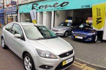 Ford Focus ZETEC AUTOMATIC  PETROL ULEZ EXEMPT