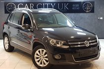 Volkswagen Tiguan MATCH TDI BLUEMOTION TECHNOLOGY