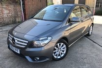 Mercedes B Class B180 CDI BLUEEFFICIENCY SE AUTO