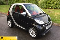 Smart ForTwo PASSION AUTOMATIC SAT NAV BLUETOOTH AIR CON PANORAMIC ROOF
