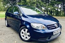 Volkswagen Golf Plus SE TSI DSG