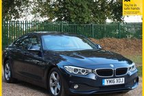 BMW 4 SERIES 420d SE GRAN COUPE