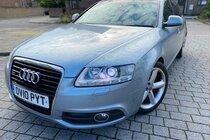 Audi A6 AVANT TDI QUATTRO S LINE