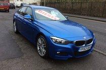 BMW 3 SERIES 320d xDrive M Sport BUY NO DEPOSIT & £66 A WEEK T&C
