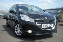 Peugeot 208 ACTIVE, MAIN DEALER SERVICE HISTORY