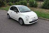 Fiat 500 POP FULL SERVICE HISTORY LOW MILES AND LOW ROAD TAX
