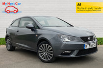 SEAT Ibiza TSI CONNECT