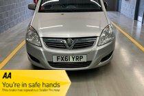 Vauxhall Zafira ELITE CDTI ECOFLEX - 1 OWNER - FULL SERVICE HISTORY - FANTASTIC BUY!