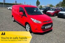 Ford Connect 240 LIMITED P/V L2