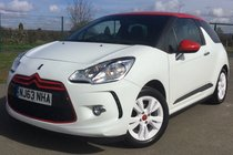 Citroen DS3 DSTYLE RED