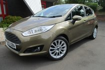 Ford Fiesta TITANIUM X