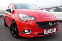 Vauxhall Corsa 1.4I LIMITED EDITION, 1 OWNER, FULL VAUXHALL SERVICE HISTORY