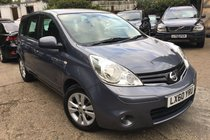 Nissan Note 1.5 DCI 86 ACENTA