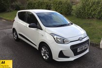 Hyundai I10 GO SE FULL MAIN DEALER HISTORY SAT NAV BLUETOOTH AIR CON