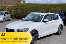 BMW 1 SERIES 116d SPORT DIESEL