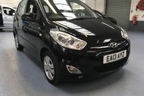 Hyundai I10 ACTIVE ONLY 22650 MILES!!