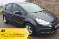 Ford S-Max ZETEC TDCI - FULL MOT - ANY PX WELCOME