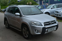 Toyota RAV4 D-CAT SR STYLE PACKAGE AUTOMATIC DIESEL 5 DOOR