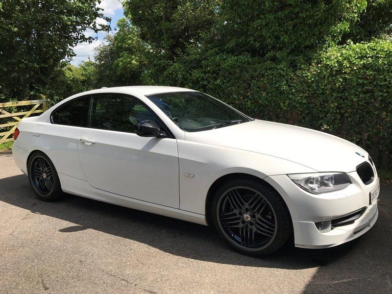 BMW 3 SERIES Alpina d3 Bi-Turbo LUX PACK | Dieseltrader