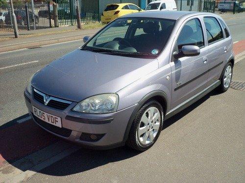 Vauxhall Corsa 1.2I 16V SXI INTERNET