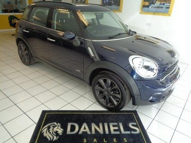 MINI Countryman Cooper 2.0 SD ALL4 4 Wheel Dive