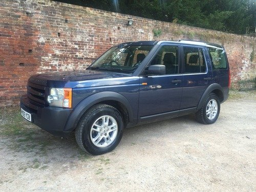 Land Rover Discovery 2.7 TD V6 5dr (5 Seats)