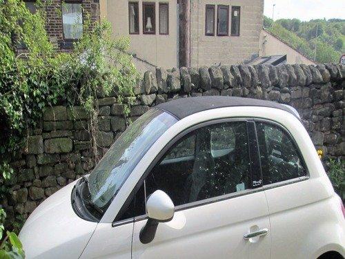 Fiat 500 1.2I LOUNGE C