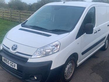 Toyota Proace L2H1 HDI 1200 P/V+ONE Previous OWNER+Low Mileage+FSH