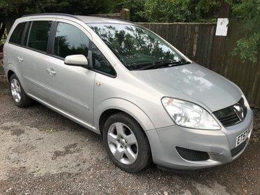 Vauxhall Zafira 1.6 EXCLUSIV