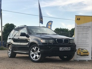 BMW X5 3.0i SPORT