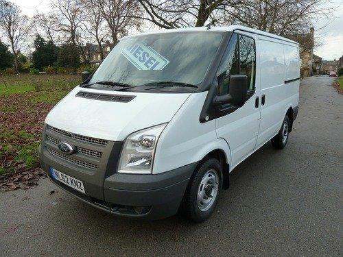 Ford Transit T280 Low Roof 100ps Euro 5