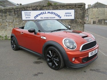 MINI Roadster 2.0 COOPER SD ROADSTER
