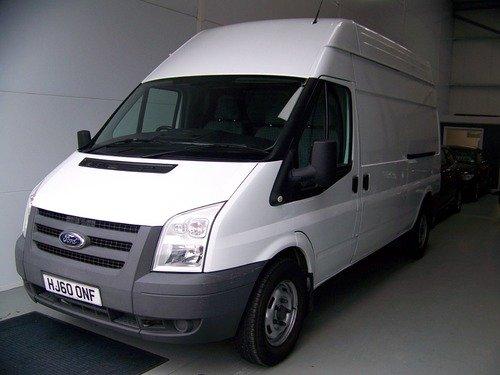 Ford Transit 350 H/R LWB