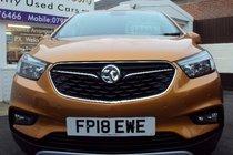 Vauxhall Mokka X 1.4T ELITE NAV 140 6SP STOP/START