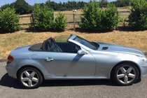 Mercedes SLK 200 KOMPRESSOR FULL SERVICE HISTORY BLUETOOTH CONVERTIBLE - PART EXCHANGE TO CLEAR