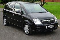 Vauxhall Meriva 1.6I 16V DESIGN