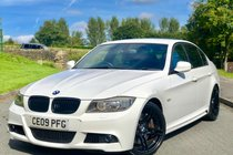 BMW 3 SERIES 330d M SPORT 4dr SALOON LCI FACELIFT