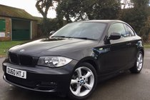 BMW 1 SERIES 118d SPORT DIESEL COUPE 141 bhp (119 G/KM)